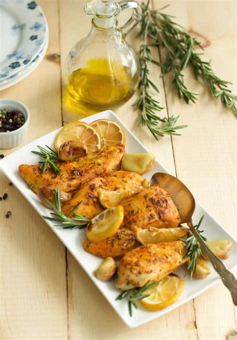 rosemary lemon roasted chicken breasts primavera kitchen