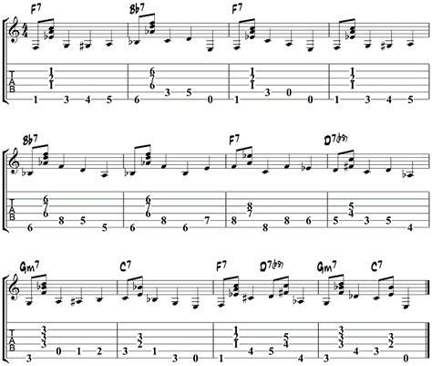 swing bass lines walking bass guitar how to make 1 guitar sound like 2