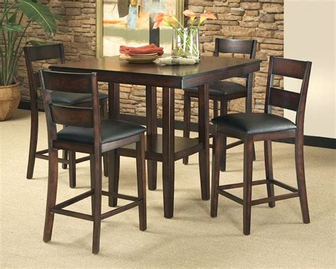 standard counter height standard furniture counter height dining set pendleton st