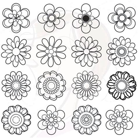 how to draw doodle flowers best 25 doodle flowers ideas on doodle ideas