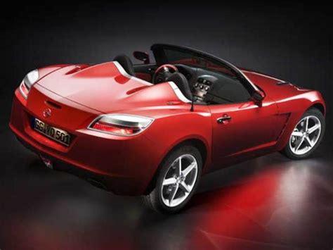opel roadster opel gt der neue starke roadster opel auto motor