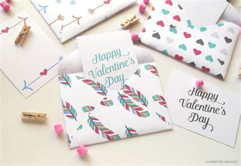 printable valentine envelope template printable valentine mini envelopes and cards skip to my lou
