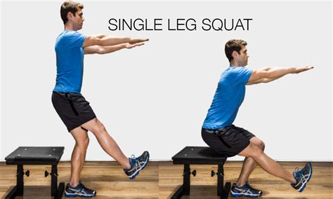 one leg squat on bench 5 no equipment workouts you can do in 20 minutes webchutney