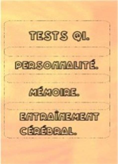 test de qi gratuit test d intelligence tests de qi et