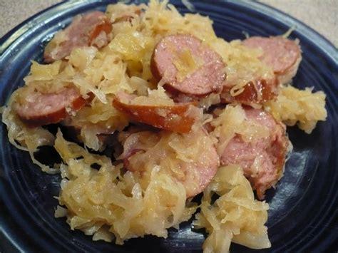 recipes with kielbasa easy kielbasa recipes baking