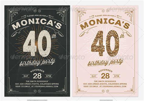 vintage birthday invitation templates free bridal shower invitation templates vintage birthday