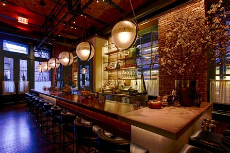 York Lighting by 2015 Al Design Awards Chefs Club New York