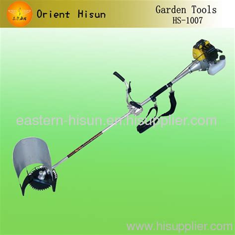 from china manufacturer ningbo orient hisun industrial co ltd 42 7cc strong engine minitype harvester from china