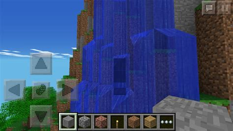 minecraft safe house designs waterfall house safe from mobs minecraft furniture