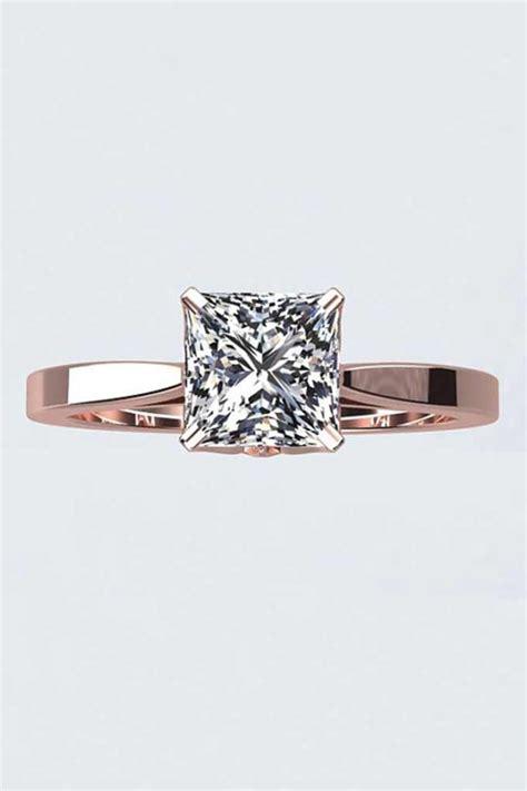 97 princess cut wedding ring sets princess cut