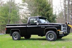 85 chevy 4x4 shortbed trucks autos post