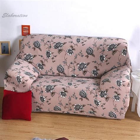Sofa Wrap by Fashion Spandex Tight Wrap Fabric Cover Sofa Stretch All