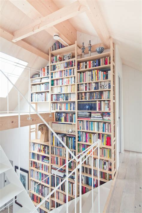 two story home library inspiration homedesignboard