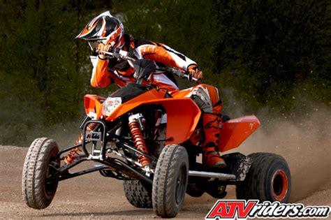 Ktm Atv 450 Ktm Introduces 450sx Atv 505sx Motocross Atvs