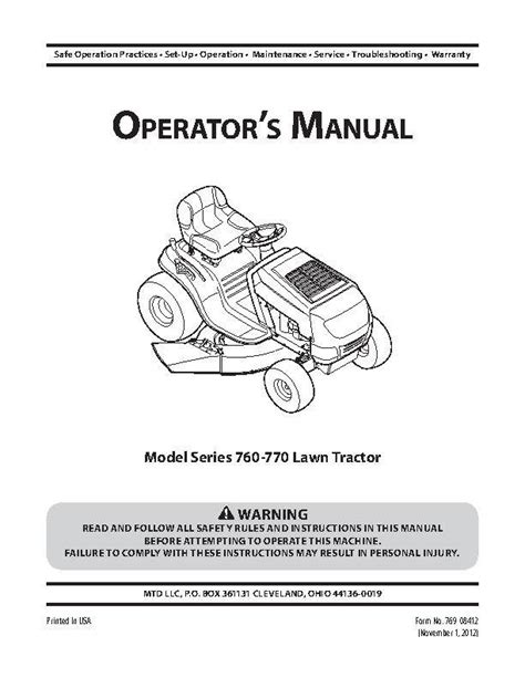 yardman wiring diagram 13a0771h055 yardman wiring diagram