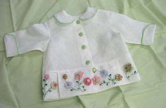 Fashion Anak Dress Kid Agatha Benhur Ds vintage white set with embroidered flowers and pink gingham cover 30 00