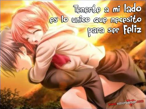 imagenes de parejas romanticas de anime imgenes romanticas de besos anime imagenes de frases hd