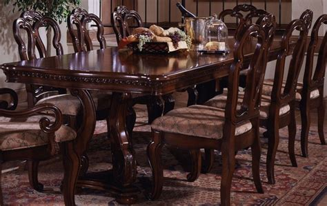 samuel dining room furniture samuel san marino dining room set 3530 dr set traditional dining tables salt