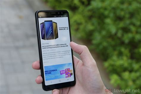 Samsung A8 Rm samsung galaxy a8 2018 series launched in retails from less than rm2 000 lowyat net
