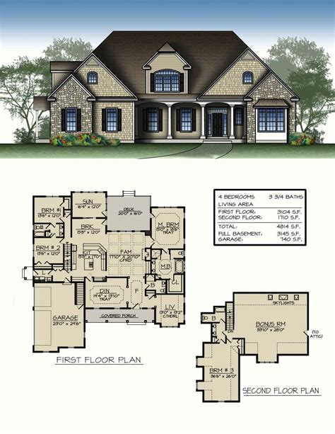 large ranch floor plans 4000 square search