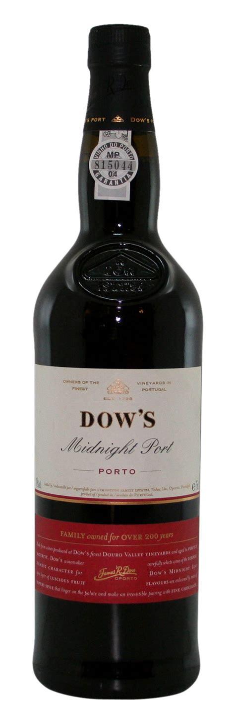 dows port dows midnight port 750ml port spirits fortified