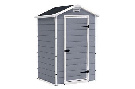 Keter Manor 4x3 Shed by Manor 4x3 Shed Keter
