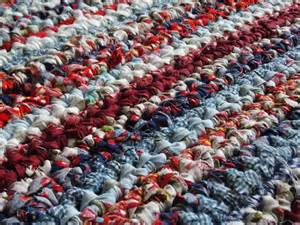 crocheted rag rug tutorial quiver of blessings
