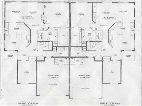 twin home floor plans ahscgs com twin home plans house plan 2017