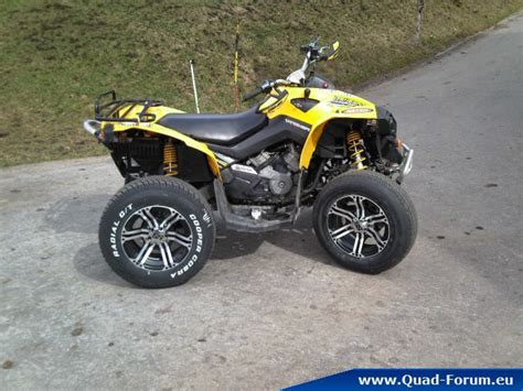 Atv Can Am 4 215 can am renegade itp ss 212 machined