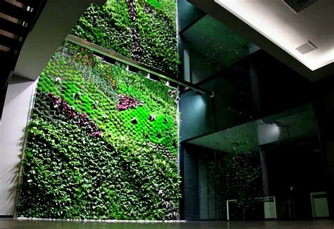 Vertical Garden Interior 6 Living Vertical Gardens That Bring A Breath Of