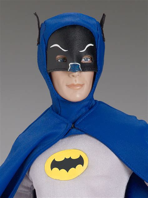R Batman tonner s batman 1966 plastic and plush