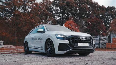 Audi Q8 Tieferlegen audi q8 4m mit tieferlegung by cete automotive
