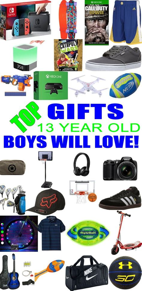13 year old boy christmas gifts the 25 best gift 13 year boy ideas on present 13 year