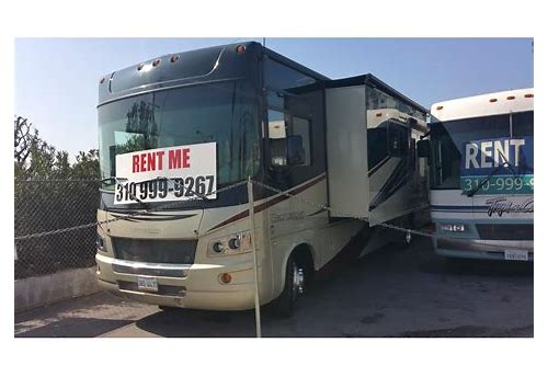rv rental deals near me
