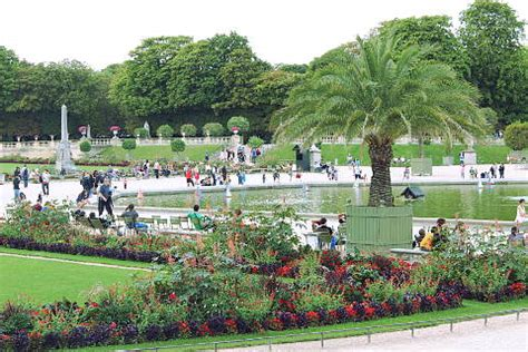 image gallery luxembourg gardens facts