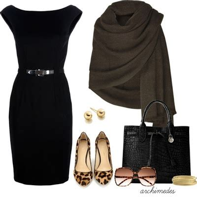 Bj 378 Office Style Black Dress dress to ace the corporate ladder january gemorie