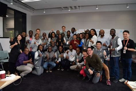 alibaba qudian alibaba hosts nigerian startups in china