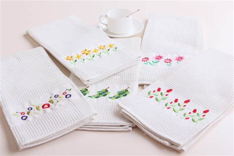 Kitchen Towel Designs Cozy And Chic Machine Embroidery Designs For Kitchen Towels Machine Embroidery Designs For