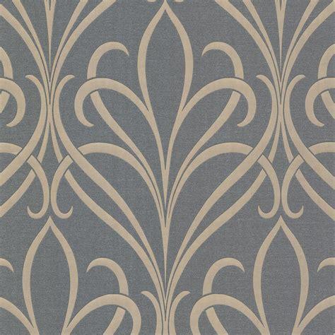 Deco Wallpaper 4561 by Papel De Parede Platinum Esta Moderna Em Tons De