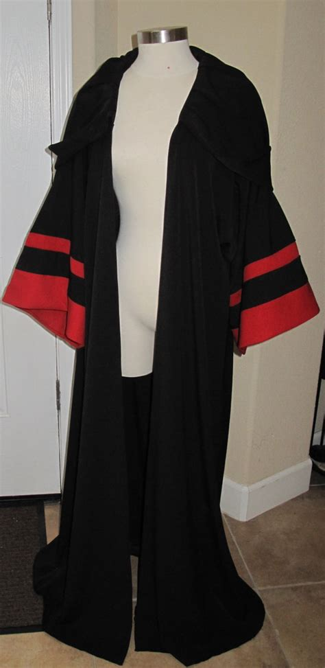 how to make sith robes sith acolyte costume robe in several sizes by evavanecek