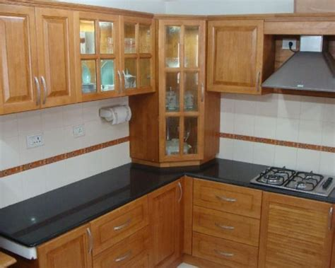 Cabinet Of Kerala by Kerala New Model Home Kitchen Cabinets New Home White