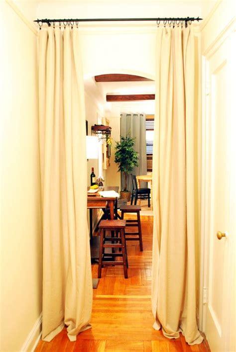 Hallway Door Curtains Best 25 Doorway Curtain Ideas On Pinterest