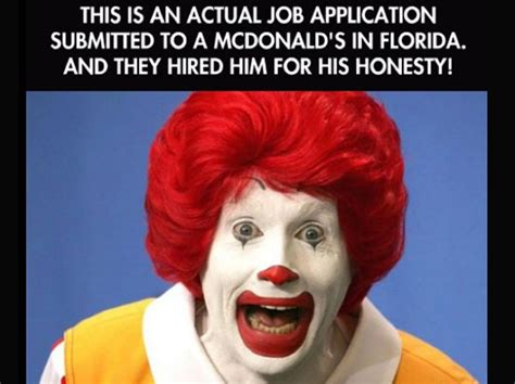 the best mcdonald s job application that actually worked