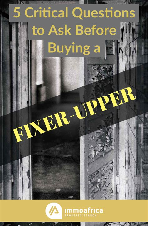 buying a fixer upper 5 critical questions to ask before buying a fixer upper immoafrica net