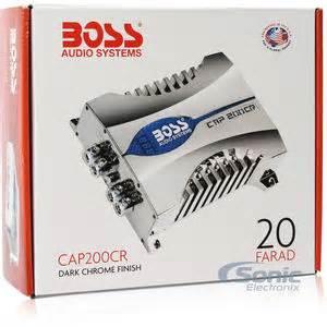 20 farad capacitor car audio cap200cr 20 farad capacitor with blue digital voltage