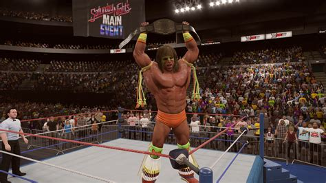 fighter unlimited vol 1 path of the warrior books 2k15 s next dlc out now honors ultimate warrior