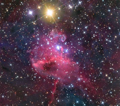 prodigioso spaghetto volante prodigioso spaghetto volante visto in nebulosa stellare
