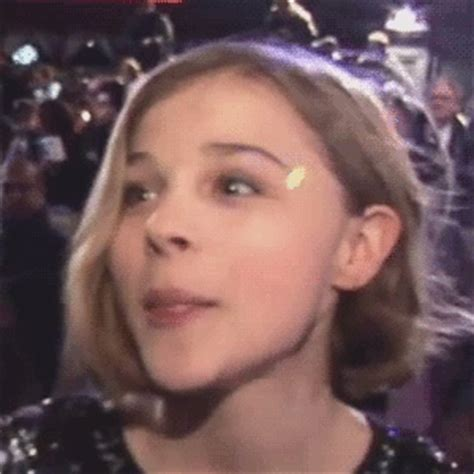 Chloe Moretz Gifs Mic Starlets