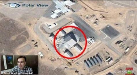 Sta 3310 Black Ting Mat ufo nell area 51 la misteriosa foto di maps