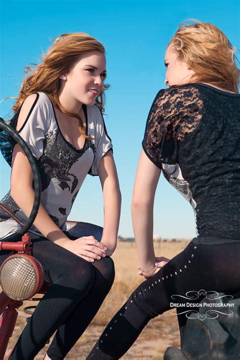 glam twins blog glam on a farm twin girls colorado springs co glamour